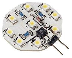 Moduł LED biały 1,5W OCTAGON - zdjęcie