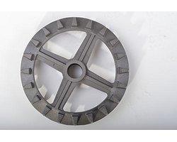 Koło wału Crosskill - fi 370x80 - zdjęcie