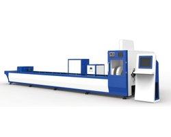 Maszyna do cięcia rur i profili Fiber laser seria CZM – 60C - zdjęcie