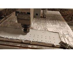 Frezowanie i grawerowanie mechaniczne - zdjęcie