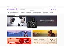 WAPRO B2C - Sklep internetowy  - zdjęcie