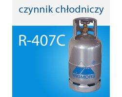 Czynnik chłodniczy R-407C - zdjęcie