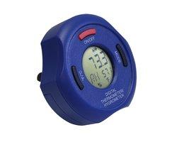Termohigrometr elektroniczny z łącznością Bluetooth Mastercool 52234-BT - zdjęcie