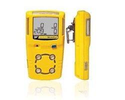 Detektor kontroli jakości i skażenia powietrza GasAlertMicroClip - zdjęcie