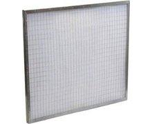 Filtry panelowe z siatką - zdjęcie