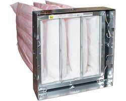 Filtry kieszeniowe ATEX przeciwwybuchowe EX klas M5,F7 certyfikat DEKRA®, EUROVENT® - zdjęcie