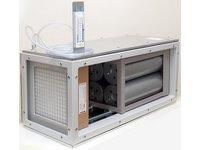 Filtropochłaniacz modułowy z węglem aktywnym od 400 do 128000m3/h w jednym bloku - zdjęcie