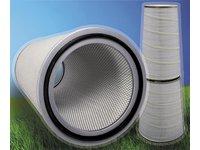 Wkłady filtracyjne cylindryczne i stożkowe TROX do filtracji przemysłowej - zdjęcie