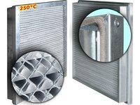 Filtry MULTITHERM HT do pracy w temperaturze do 250°C. - zdjęcie