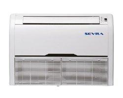 Klimatyzatory przypodłogowo-sufitowe SEV-(18/24/36/42/48/60)CAF R32 SEVRA - zdjęcie