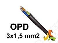 Przewód OnPD 3x1,5mm2 H07RN-F - oponowy - zdjęcie