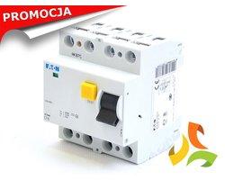 Wyłącznik różnicowo prądowy 40A 3 fazowy CFI6-40/4/003 EATON-MOELLER - zdjęcie