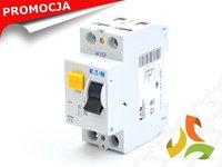 Wyłącznik różnicowo prądowy 25A 1 fazowy CFI6-25/2/003 EATON-MOELLER - zdjęcie