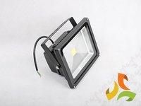 Naświetlacz LED 30W, IP65 CW, czarny GTV - zdjęcie