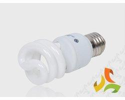 Świetlówka energooszczędna GE 11W (60W) E27 HLX - zdjęcie