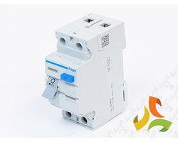 Wyłącznik różnicowo prądowy 40A CD241J-CDC240J, różnicówka HAGER - zdjęcie