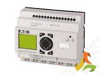 Sterownik PLC, przekaźnik programowalny 6 wyjść, 12 wejść, 230V AC EASY719-AC-RC Eaton Moeller - zdjęcie