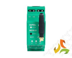 Monitor energii elektrycznej WI-FI 3F+N TYP: MEW-01 SUPLA ZAMEL - zdjęcie