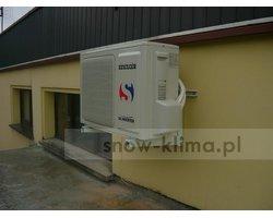 Instalacja klimatyzacji, instalacje klimatyzacyjne  - zdjęcie