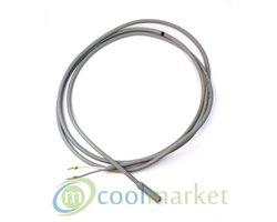 Przewód grzewczy 6M/300W, grzałka silikonowa do rur spustowych, kabel grzejny - zdjęcie