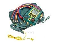 Cyfrowy zestaw manometrów REFCO Digimon-3 Plus-CA-CCL - zdjęcie