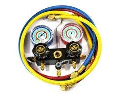 Zestaw Manometrów Mastercool R507/R407/R404/R22/R134a - zdjęcie