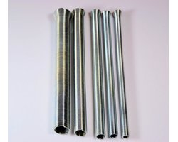 Zestaw sprężyn do gięcia rur miedzianych oraz aluminiowych - zdjęcie