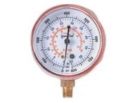 Manometr wysokiego ciśnienia na czynnik R410 - zdjęcie
