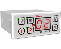 Regulator temperatury GECO G-201 P00 - zdjęcie