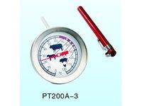 Termometr mechaniczny do grila wędzarni piekarnika i innych - zdjęcie