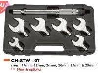 Zestaw kluczy dynamometrycznych 17-29mm, klucze dynamometryczne - zdjęcie