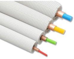 """Zestaw prętów do gięcia rur miedzianych oraz aluminiowych, wkłady do wyginania LINE SET BENDER 1/4-5/8"""" - zdjęcie"""