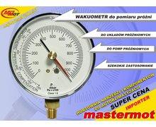 Wakuometr 1000-0 mbar - zdjęcie