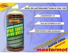 Olej PAG 100 z barwnikiem UV - zdjęcie