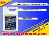 Olej do autoklimatyzacji PAG100 - zdjęcie