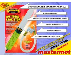 Uszczelniacz z barwnikiem UV w strzykawce z adapterem 60 ml - zdjęcie