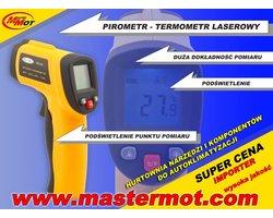 Termometr laserowy - pirometr - zdjęcie