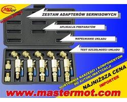 Zestaw adapterów serwisowych - zdjęcie