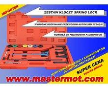 Zestaw ściągaczy Spring Lock - zdjęcie