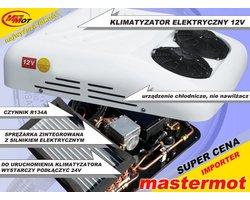 Klimatyzator elektryczny 2,9 kW 12V - zdjęcie
