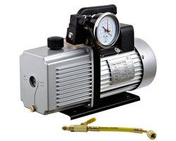Pompa próżniowa 2TW-4CV z zaworem kulowym - zdjęcie