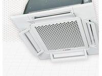 Klimatyzator kasetonowy 10mm z deflektorem - zdjęcie