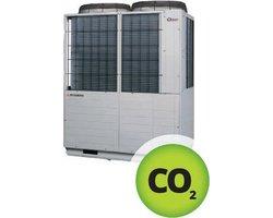 Pompa ciepła na CO2 - zdjęcie