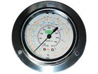 Manometr niskiego ciśnienia ++MR-205-R407C/R134a/R404A++ - zdjęcie