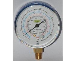 Manometr niskiego ciśnienia M2-250-R1234yf - zdjęcie