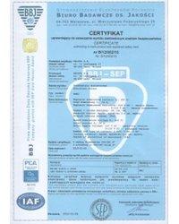 Certyfikaty B - zdjęcie