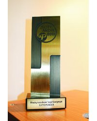 Złoty Medal MTP 2013 dla zabezpieczeń CZIP-PRO - zdjęcie