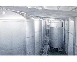 Instalacje w mleczarniach - zdjęcie