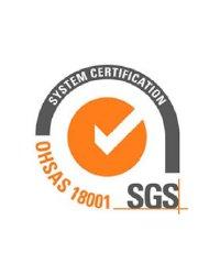 Certyfikat Systemu Zarządzania Bezpieczeństwem i Higieną Pracy - zdjęcie