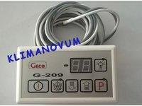 Regulator temperatury GECO G-209 P00 - zdjęcie
